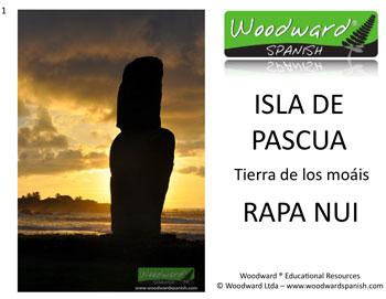 Isla de Pascua - Rapa Nui - Tierra de los moáis