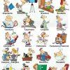 Vocabulario en español de las profesiones y los oficios