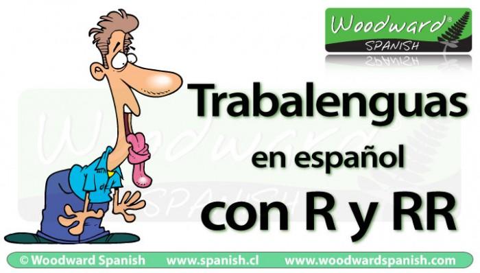 Trabalenguas con R y RR en español - Tongue Twisters in Spanish