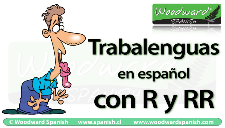 Trabalenguas con R y RR en español - Tongue Twisters in Spanish