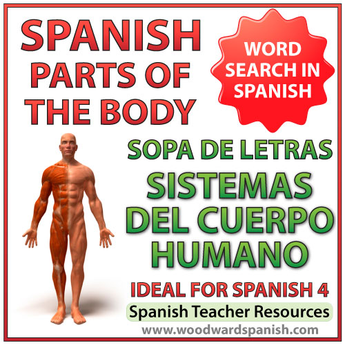 Body Systems Word Search Body Systems Word Search