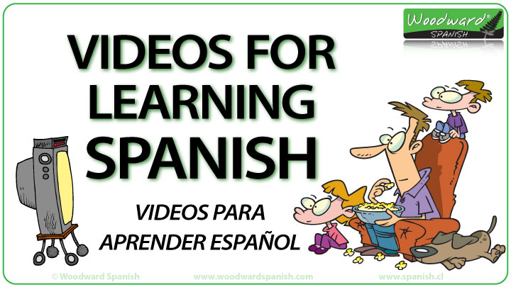 Videos for learning Spanish