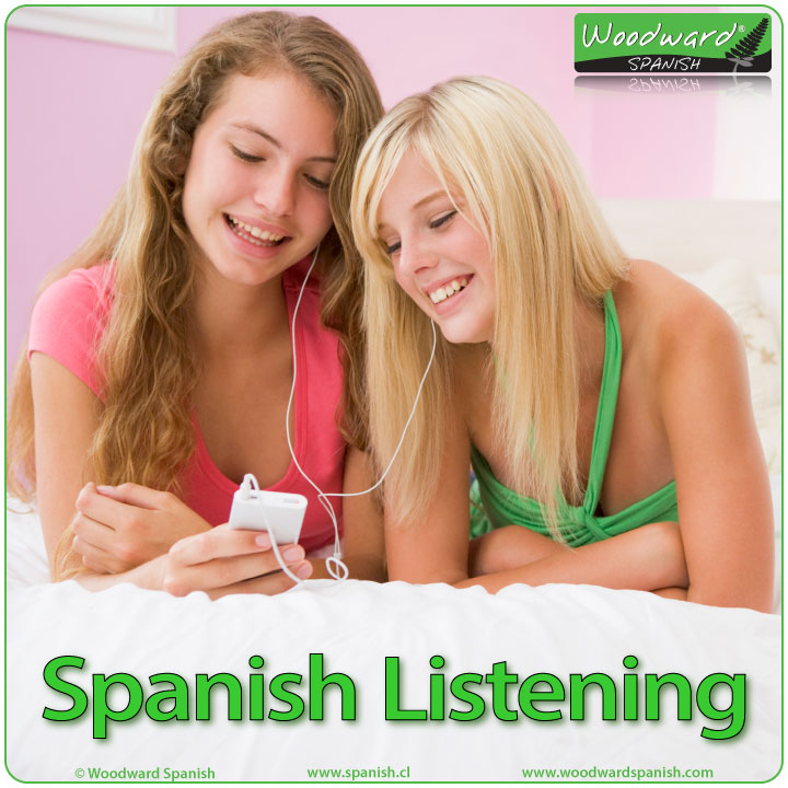 Spanish Listening Practice - Native Spanish speakers